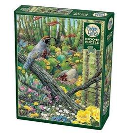 Cobble Hill Courtship - 1000 Piece Puzzle