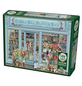 Cobble Hill Parisian Flowers - 1000 Piece Puzzle