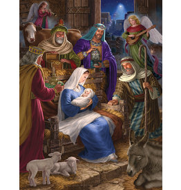 Cobble Hill Holy Night - 350 Piece Puzzle