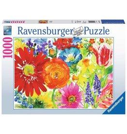 Ravensburger Abundant Blooms - 1000 Piece Puzzle