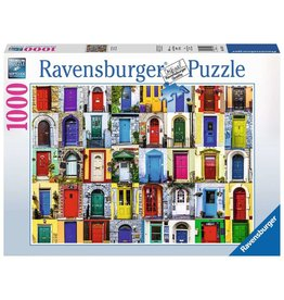 Ravensburger Doors of the World - 1000 Piece Puzzle