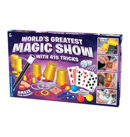Thames & Kosmos Magic Show - World's Greatest
