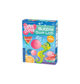 Thames & Kosmos Super Duper Bubble Gum Lab