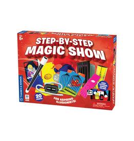 Thames & Kosmos Magic Show - Step by Step