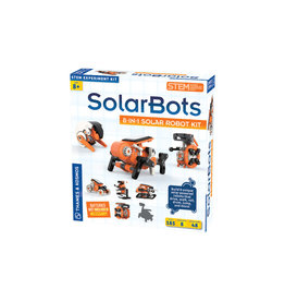 Thames & Kosmos Solarbots - 8 in 1