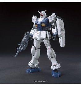 Bandai #10 Gundam Local Type