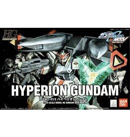 Bandai MSV #4 Hyperion Gundam