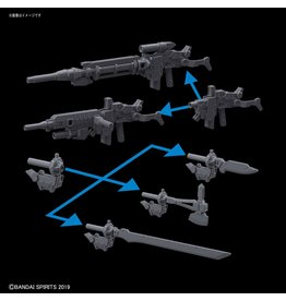 Bandai #01 Option Weapon 1 for Alto