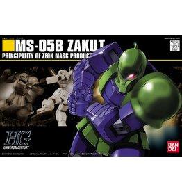 Bandai #64 MS-05B Zaku I