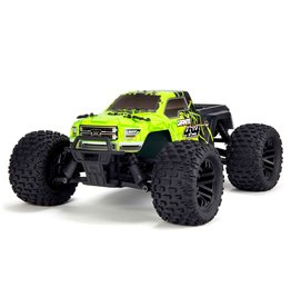 Arrma 1/10 GRANITE MEGA 550 Brushed 4WD Monster Truck RTR - Green/Black
