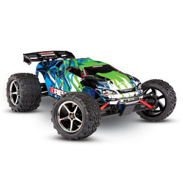 Traxxas E-Revo 1/16 4WD Brushed RTR Truck - Green