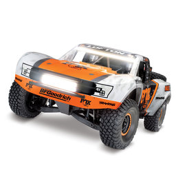 Traxxas Pro-Scale 4X4 Unlimited Desert Racer w/Lights - Fox