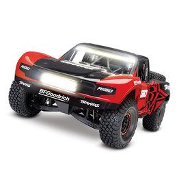 Traxxas Pro-Scale 4X4 Unlimited Desert Racer w/Lights - Rigid