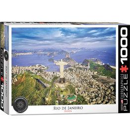 Eurographics Rio De Janeiro, Brazil - 1000 Piece Puzzle