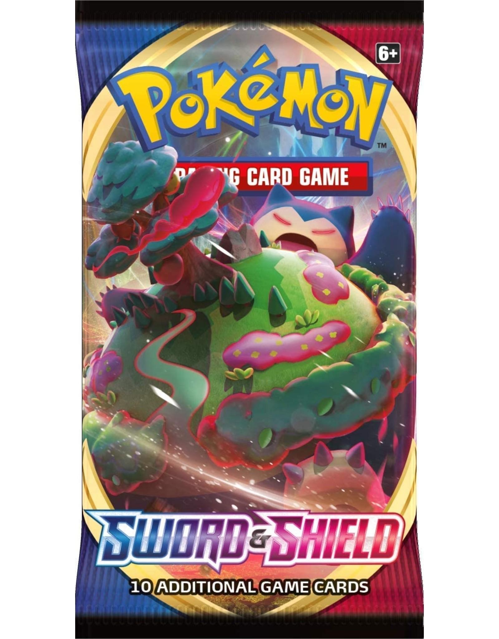 Pokemon PKM: Sword & Shield Booster Pack