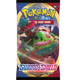 Pokemon PKM: Sword & Shield Booster Pack