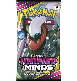 Pokemon PKM: Unified Minds Booster Pack