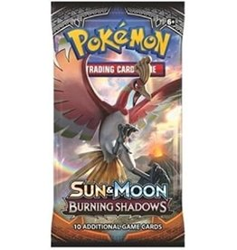 Pokemon PKM: Burning Shadows Booster Pack