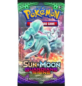 Pokemon PKM: Guardians Rising Booster Pack
