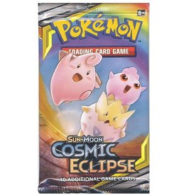 Pokemon PKM: Cosmic Eclipse Booster Pack