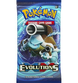 Pokemon PKM: XY Evolutions Booster Pack