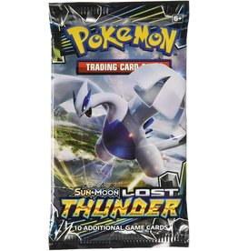 Pokemon PKM: Lost Thunder Booster Pack