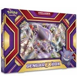 Pokemon PKM: Gengar EX Box