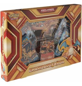 Pokemon PKM: Charizard EX Box