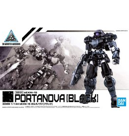 Bandai #20 bEXM-15 Portanova Black