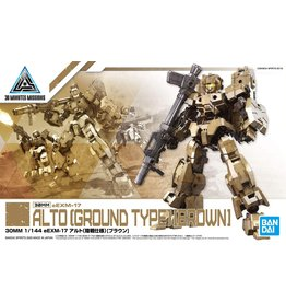 Bandai #19 eEXM-17 Alto Brown - Ground Type