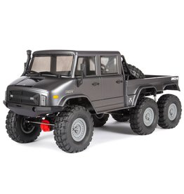 Axial 1/10 SCX10 II UMG10 6x6 Rock Crawler Brushed RTR