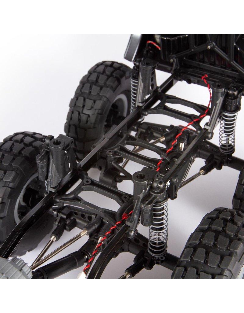 Axial 1/10 SCX10 II UMG10 6x6 Rock Crawler Brushed RTR