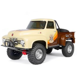 Axial 1/10 SCX10 II 1955 Ford F-100 4WD Truck Brushed RTR - Brown