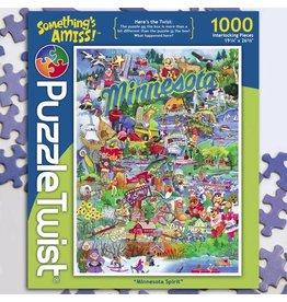 Puzzle Twist Minnesota Spirit - 1000 Piece Puzzle