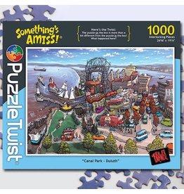 Puzzle Twist Canal Park - Duluth - 1000 Piece Puzzle