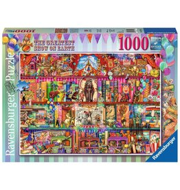 Ravensburger The Greatest Show on Earth - 1000 Piece Puzzle