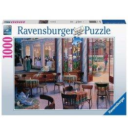 Ravensburger A Cafe Visit - 1000 Piece Puzzle