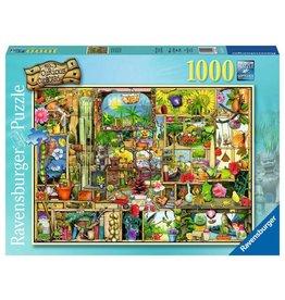 Ravensburger The Gardener's Cupboard - 1000 Piece Puzzle