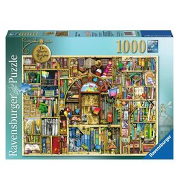 Ravensburger Bizarre Bookshop No. 2 - 1000 Piece Puzzle