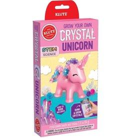 Klutz Grow Your Own - Crystal Unicorn