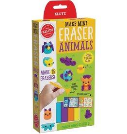 Klutz Make Mini Eraser - Animals