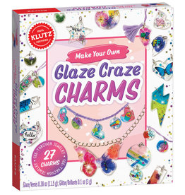 Klutz Make Your Own - Glaze Craze Charms