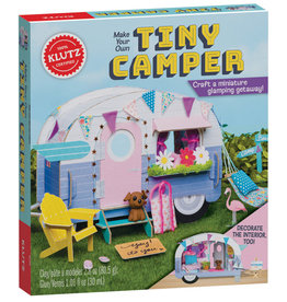 Klutz Make Your Own - Tiny Camper