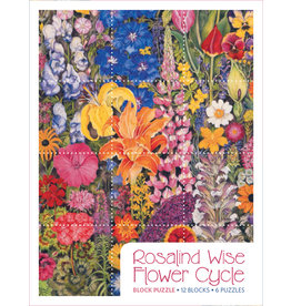 Pomegranate R Wise: Flower Cycle - Block Puzzle