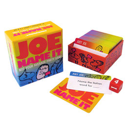 Gamewright Joe Name It