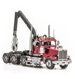 Fascinations Metal Earth - Western Star 4900SF Log Truck