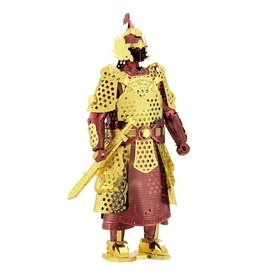 Fascinations Metal Earth - Chinese (Ming) Armor Color