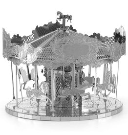 Fascinations Metal Earth - Merry Go Round
