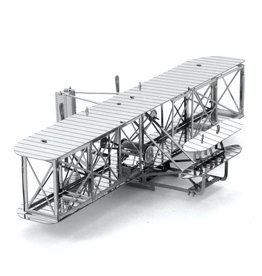 Fascinations Metal Earth - Wright Brothers Airplane