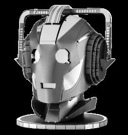 Fascinations Metal Earth - Dr. Who Cyberman Head